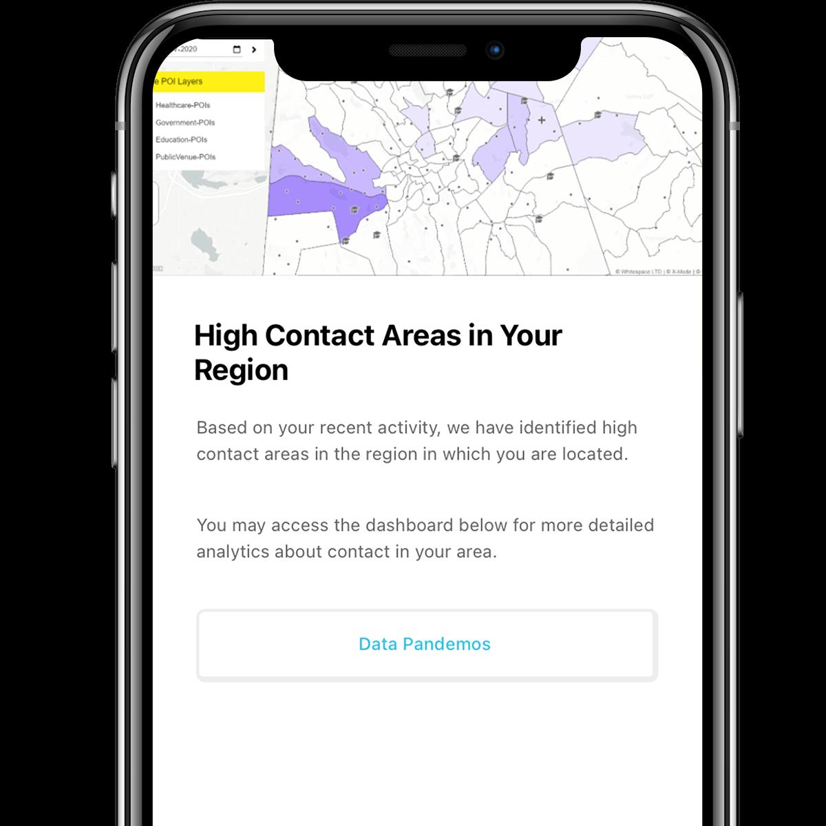Virtual Bubble High Contact Areas